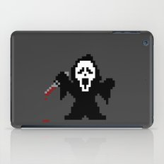 Scream Pixels iPad Case