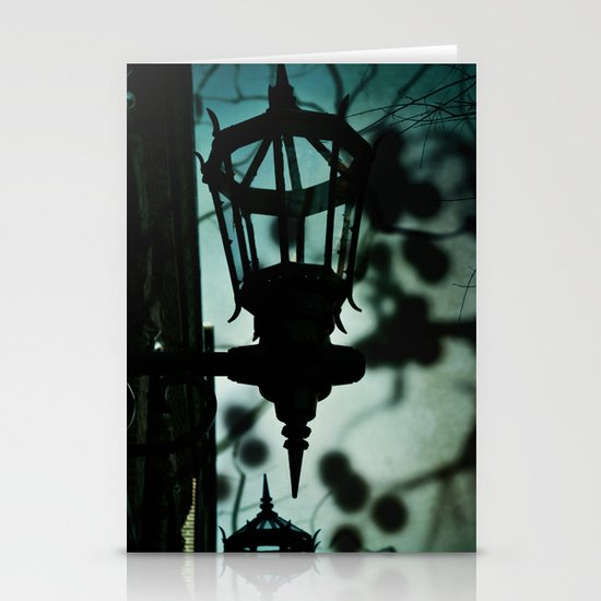 Haunted by You Stationery Card