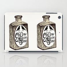 Old Crow Medicine Show Tonic iPad Case