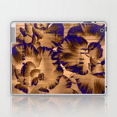flowers through a pane Laptop & iPad Skin