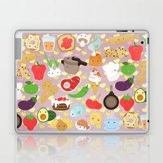 Cute food Laptop & iPad Skin