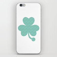 I'am lucky too iPhone & iPod Skin