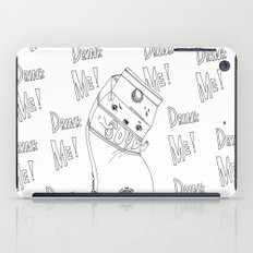 Angry Little Soymilk iPad Case
