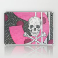 Pink Skull S Laptop & iPad Skin