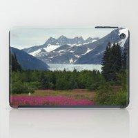 Juneau, Alaska iPad Case