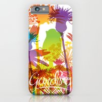 iPhone & iPod Case featuring Giardino by rollerpimp