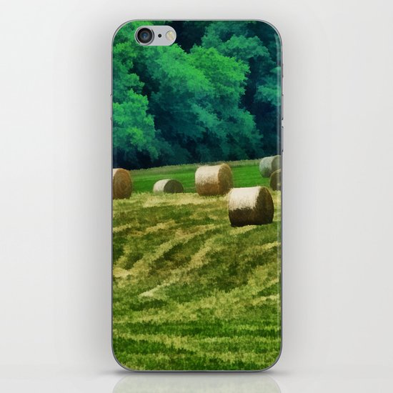 Harvest Time iPhone & iPod Skin