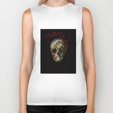 skull#01 Biker Tank