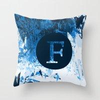 EFFE Throw Pillow