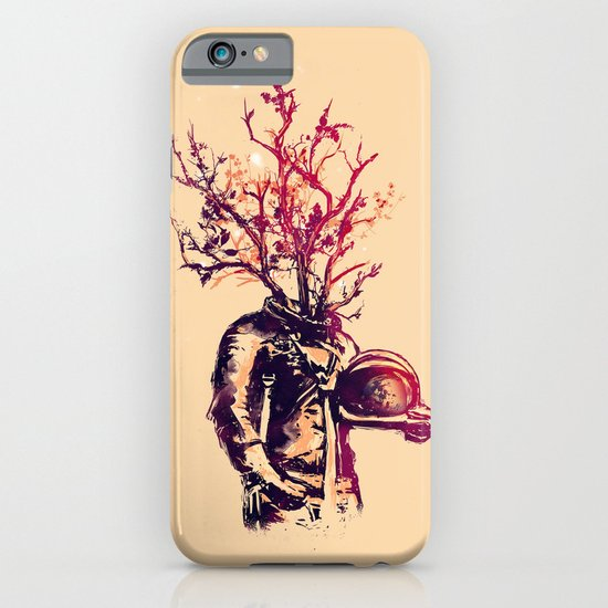 Goodbye Earth iPhone & iPod Case