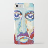 jesus iPhone & iPod Cases featuring Jesus  by melissa lyons