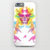 The Bird Face iPhone 6 Slim Case