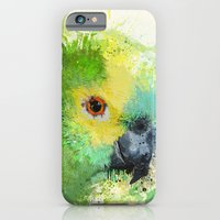 iPhone & iPod Case featuring Loro by Msimioni