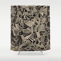 - flore - Shower Curtain