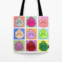 Lumpy Space Prince Ala W… Tote Bag