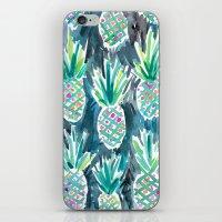 Wild Pineapples iPhone & iPod Skin