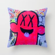 MONPTITDOIT Throw Pillow