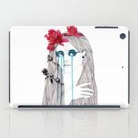 Painted Eyes iPad Case