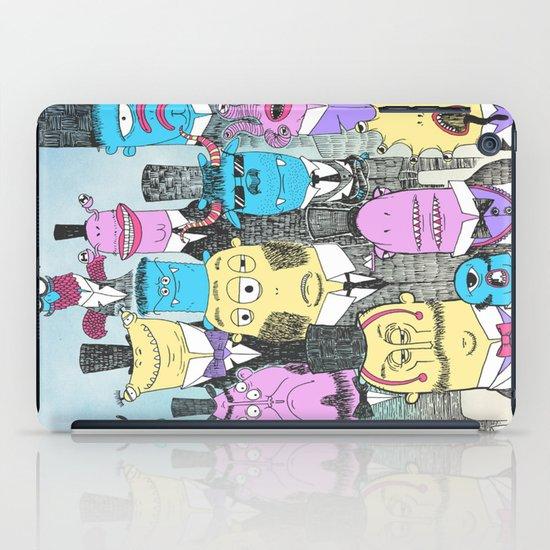 A Few Good Monsters iPad Case