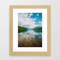 nature life Framed Art Print
