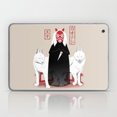Ouji Kaonashi Laptop & iPad Skin