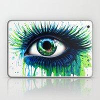 -The peacock- Laptop & iPad Skin