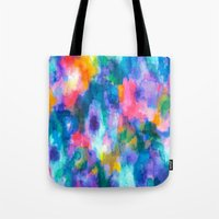 Paradise (Blue) Tote Bag