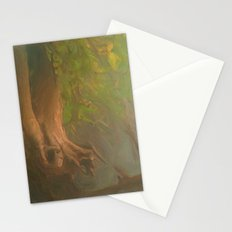 Gnarled and Broken Stationery Cards