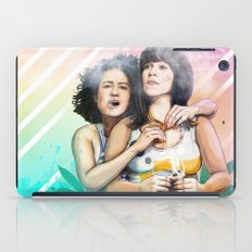 These Are The Broads You Are Looking For iPad Case