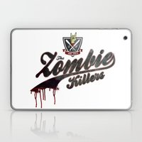 The Zombie Killers Laptop & iPad Skin