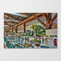 The Good Ole Country Fai… Canvas Print