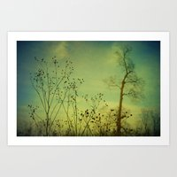 Fleeting Moment Art Print
