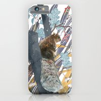 iPhone & iPod Case featuring waiting for autumn by Eachen Chen