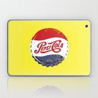 Vintage Pepsi Laptop & iPad Skin
