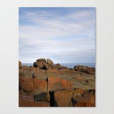 Superior Rocks Canvas Print