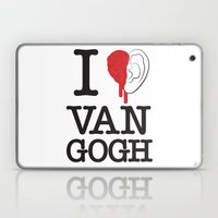 I love Van Gogh Laptop & iPad Skin