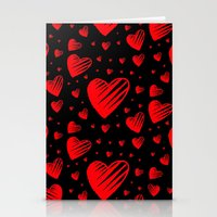 Love is Sketchy Stationery Cards
