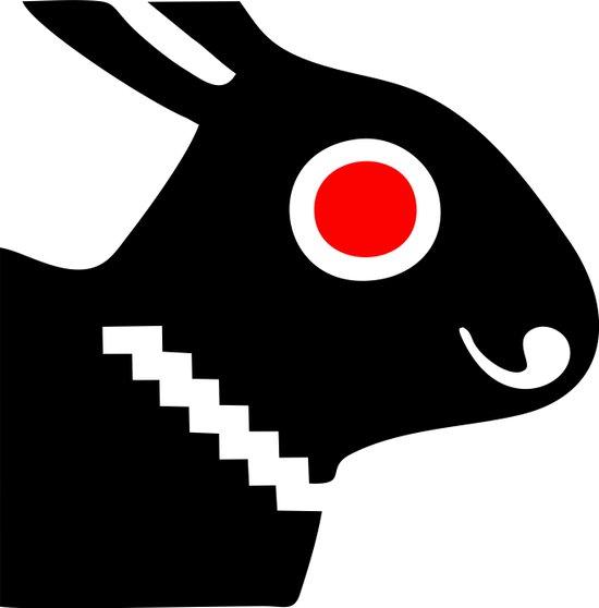 Zelonicus Rabbit Art Print