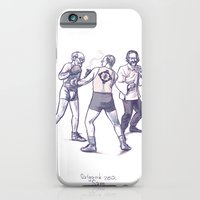 Freud, Jung, And Watts, … iPhone 6 Slim Case