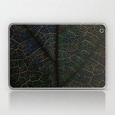 Abstract leaf Laptop & iPad Skin
