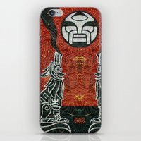 The Road On The Sky iPhone & iPod Skin