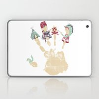 MARSHMALLOWS & CAMPFIRES… Laptop & iPad Skin