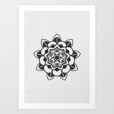 Tanha Art Print