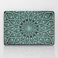 Delicate Teal iPad Case