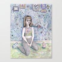 Babysitters Club Canvas Print