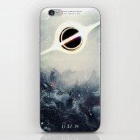 Interstellar Inspired Fi… iPhone & iPod Skin