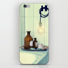 Bathroom set  iPhone & iPod Skin