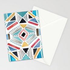 Geo Life Stationery Cards