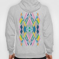 Map Mirror Outline Hoody