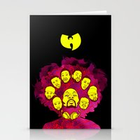 Wu-Tang Purple Haze Stationery Cards